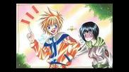 Наруто И Хината - Love 4
