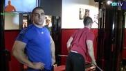Супер Сериите - С01 Еп11, Експлозивна тренировка за гръб с Цецо и Ники