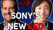 Sony CEO resignes