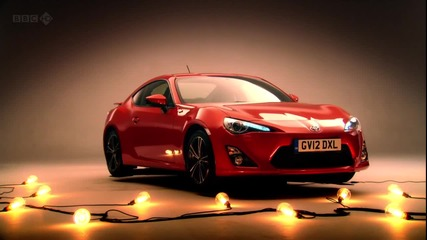 Top Gear - Toyota Gt86