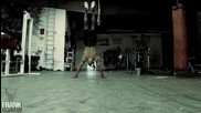 Франк Медрано със свръхчовешки тренировки!