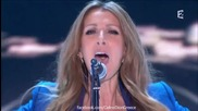 Celine Dion ~ Loved Me Back To Life (vivement Dimanche show 8.12.2013) Hd