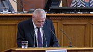 Валентин Радев: Илия Стоилов е напуснал легално страната на 6 септември