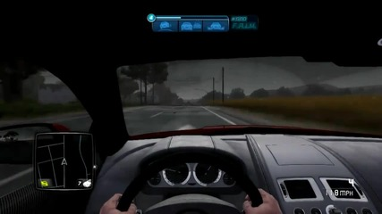 Test Drive Unlimited 2 Beta - Gameplay
