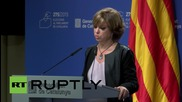 """Spain: Catalan Minister for Public Administration announces """"victory"""" for seperatists"""