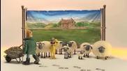 Овцата Шон / Shaun the Sheep 2015 trailer
