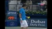 Dubai 2008 Andy Murray - Roger Federer