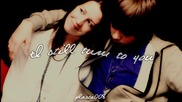 Let my love take you higher cause I still Turn to You Justin and Pattie