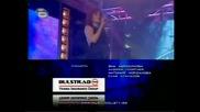 Люси пее и пръска сексапил - Music idol - 12.05.08 HQ