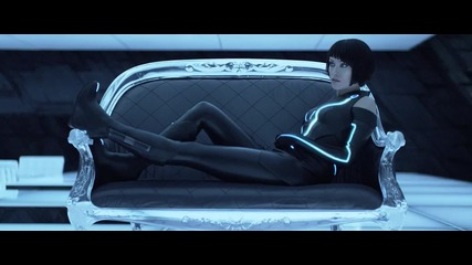 Tron Legacy - Official Trailer Hd