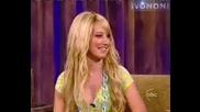 Ashley Tisdale On Jimmy Kimmel Live