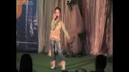 Деница Кинева - Малката певица / Сливен 11.04.2009 /