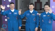 Fresh Astronauts Reach International Space Station