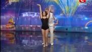Невероятно впечатляващ танц / Украйна търси талант 2014