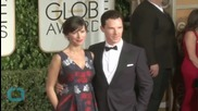 Benedict Cumberbatch's Wife Sophie Hunter Shares Her Custom Valentino Wedding Gown With Vogue