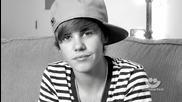 Justin Bieber - Backstage Interview (2010 Exclusive)