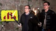 Spain: Barcelona honours former Catalan leader Companys with torchlight march