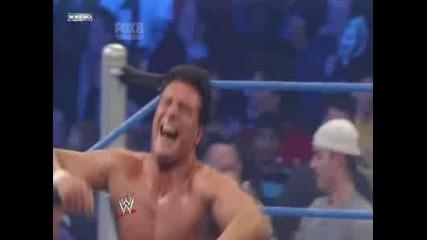 Wwe Smack Down - Alberto Del Rio vs. Rey Mysterio 07.01.2011