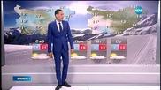 Прогноза за времето (18.04.2015 - обедна)