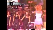 Lepa Brena - Bato, bato (koncert Bg Arena 2011)