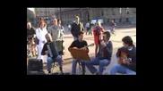 Mandragoras (greek rembetiko group from hannover, germany) - Omorfi Thessaloniki - .avi