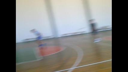Basketball skill moves