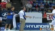 България Сащ на 2-ки в турнира Хопман къп