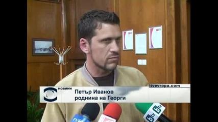 Георги Луизов е българският моряк на отвлечения танкер в Либия