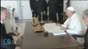 Pope Approves New Office to Investigate Sexual Abuse