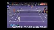 Masters Cup 2005 Федерер - Налбандиан