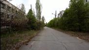 Призрачният град Припят 25 години след аварията в Чернобил