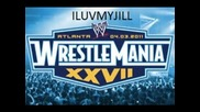 Wwe: Wrestlemania 27 Theme Song