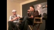 Twilight Convention Kellan Lutz And Peter Facinelli 3