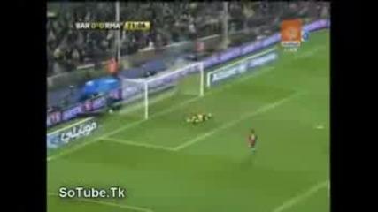 10.12. 2008 Barcelona - Real Madrid 2:0