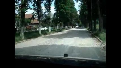 Пътят от Ботевия парк към града