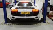 Звук от спортна генерация версия Supercup за Audi R8 5.2 Fsi V10 от Millte