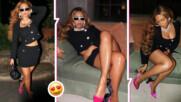Модно вдъхновение: Бионсе с перфектната визия за новия сезон
