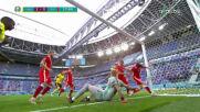 Швеция - Полша 1:0 /първо полувреме/