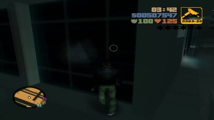 Gta 3 how to get inside the police station