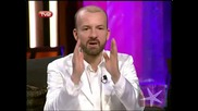 ! Кралят На Балканския Модерен Поп Шантел,  Вечерното Шоу На Азис