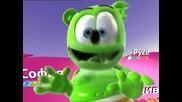 Нова Реклама на Jumbo с мечето Gummy Bear