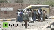 Yemen: 38 killed, 400 wounded and two embassies hit in Saudi-led airstrikes on Sanaa