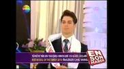 Çağatay Ulusoy Best Model Of The Turkey 2010