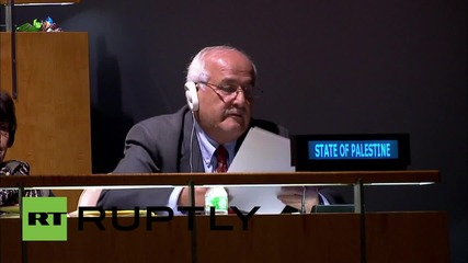 USA: Palestinian flag set to fly in front of UN despite US/Israeli opposition