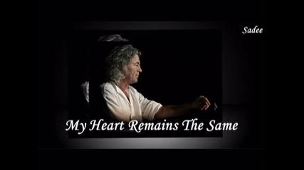 Ian Gillan - My Heart Remains The Same (превод)