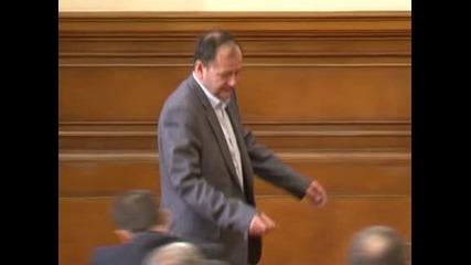 Красимир Велчев, Сергей Станишев и Лютви Местан за атентата в Бургас и