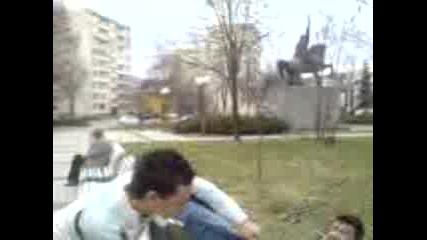 Каскадьор - Перник