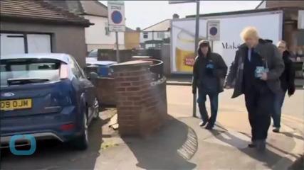 London Mayor Boris Johnson Curses at Cab Driver