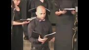 Заплакала Е Гората – Народна песен – обработка за солист и смесен хор: Никола Вълчанов