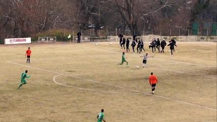 Литекс победи Ботев Враца с 3:2, 44 футболисти играха в контролата